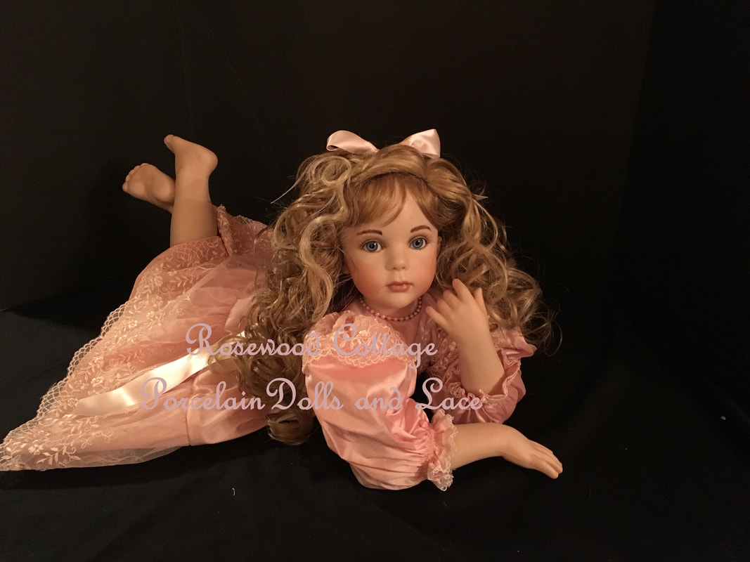 Porcelain Dolls And Lace - About Me